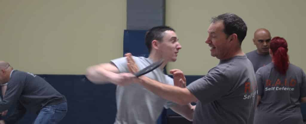 EDGED KNIFE DEFENCE AWARENESS COURSES